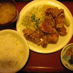 神戸百番 - からあげ定食