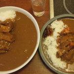神戸百番 - カレー2サイズ