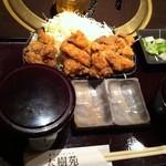 TAIJUEN - ランチ:牛ロースカツ膳 950円