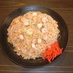 ら~めん工房 海 - 海鮮炒飯!エビ・小柱・鮭・蟹の魚介の旨味たっぷり!
