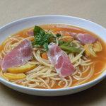レストラン ローズマリー - スープパスタ