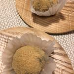 川村屋 - わらび餅