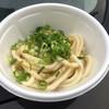 福井生麺所 - 料理写真:しょうゆうどんで麺を楽しむ。