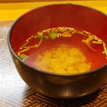 肴とお酒 うを弘 - 桜海老ご飯