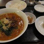 10486072 - 正宗担々麺セット ¥950-