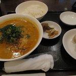 10486074 - 四川担々麺セット ¥950-