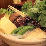 しゃぶしゃぶすきやきと会席料理 ぶどうや - 特選武蔵コース 野菜