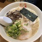 久留米ラーメン 清陽軒 - 料理写真:すっぴんラーメン