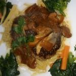 ハーブ&農園レストラン PINOT - ハンバーグランチ