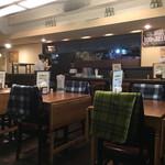 東京厨房 - キッチン方向