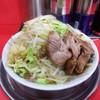 麺でる - 料理写真:ラーメン(野菜・ニンニク増し)