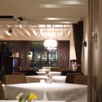 リストランテ カッパス - オトナなデート飯にもピッタリな雰囲気
