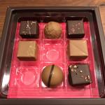 ヴィタメール - ショコラグラン。写真撮る前に食べてしまった