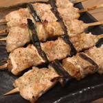 原始焼 海彦山彦 - 料理写真:焼き鳥大串
