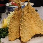 魚佐 - アジフライ