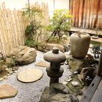 ◯間 - 庭園