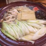 遠山 - すっぽん丸鍋
