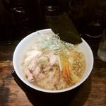104875725 - 味玉白鶏麺(\880)