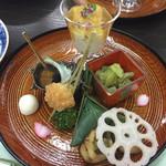 下田ビューホテル - 料理写真: