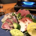鮮魚卸直営の個室居酒屋 魚錦 -