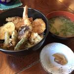 玉寿司 - 料理写真:天丼=1000円 税別