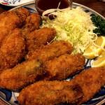 かき金 - 料理写真:牡蠣フライ