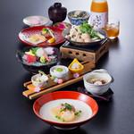 四季彩 - 「春鰯 つみれ鍋会席」  ※2019.4.23