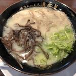博多ラーメン清水屋 - 料理写真:博多ちゃーしゅー 850円