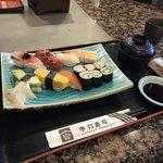 市六 - 料理写真:握り700円!