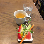 MEGRO Dining - ランチサラダ&スープ