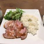 MEGRO Dining - ローストポークランチ1,200円