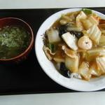 中国料理  再光軒 - 料理写真:中華丼