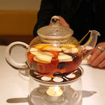 京 静華 - フルーツ茶