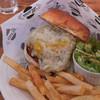 バーガーマニア - 料理写真:11種のチーズバーガー