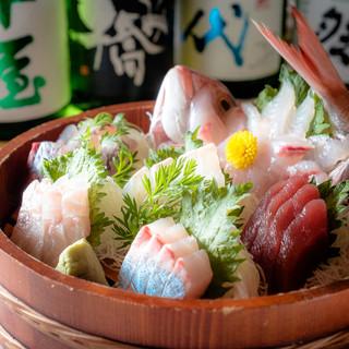<新鮮な魚料理>新横浜でとにかく旨い魚をお客様に届けたい