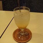 喫茶室ルノアール - アイス柚子ティー