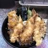 天丼かえん - 料理写真:天丼(並盛)