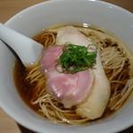 104913007 - 醤油らぁ麺