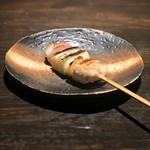 炭火串焼専門店 鶏天 - ネギま