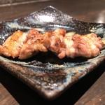 炭火串焼専門店 鶏天 - せせり
