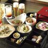春夏秋冬 創食 飯台 - 料理写真:2時間のみ放題付き5000円コース