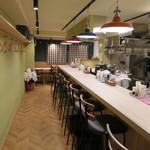 トンテキ食堂8 - カウンター席8席おひとり様歓迎