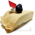 104915736 - クリームチーズクレープ