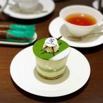 Yokkumokku - 抹茶ティラミス