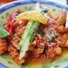 クチーナ イタリアーナ パーチェ - 料理写真:トリッパトマト煮込み