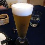 レストラン フィーネ - 生ビール