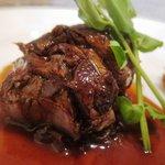 レストラン フィーネ - 蝦夷鹿のロースト