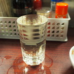 お多福 - 燗酒