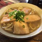 鶴小 - 料理写真:三枚肉そば