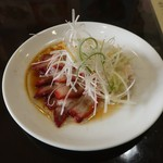海南飯店 - 三種前菜盛り合わせ